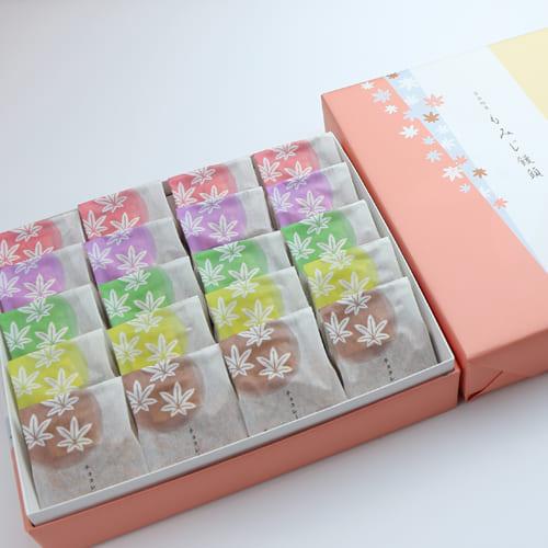 もみじ饅頭(5種詰合せ)